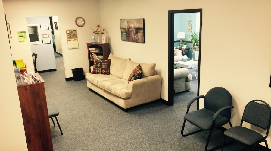 Olivette Marriage Counseling Agape Waiting Room 1