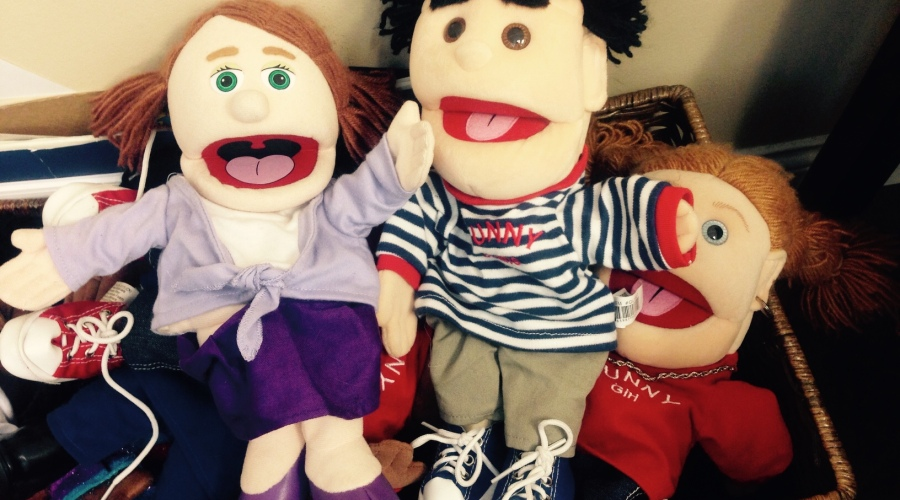 South County St Louis Marriage Counseling Agape puppets