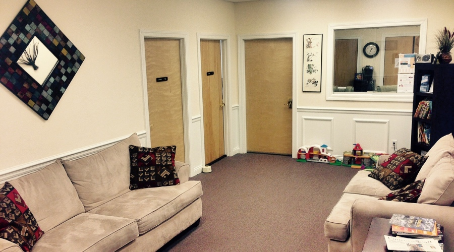 South County St Louis Marriage Counseling Agape waiting room 1