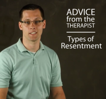Types of Resentment Vlog