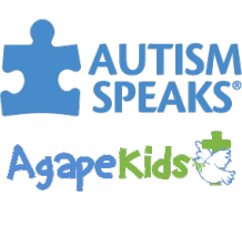Autism Speaks Agape Kids