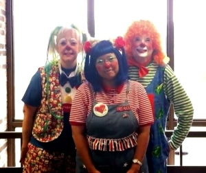 clown therapy st louis agape counseling