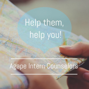 Free Counseling and Discount Rates Agape Intern Counselors
