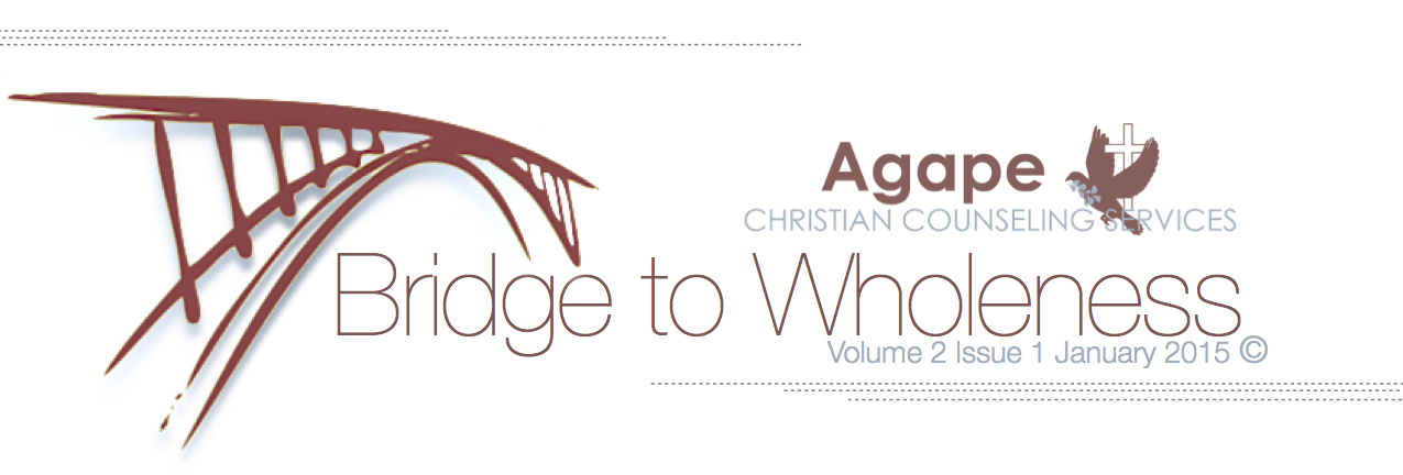 Bridge to Wholeness January 2015 Volume 2 Issue 1