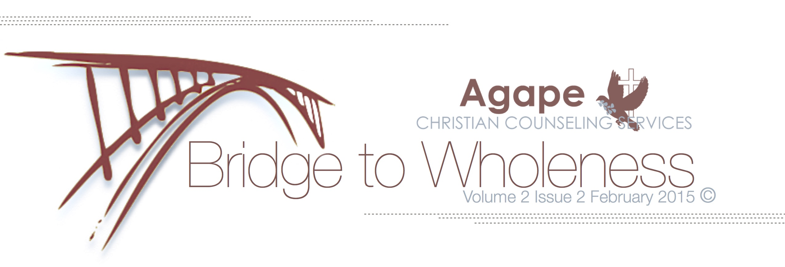 February 2015 Bridge to Wholeness Newsletter