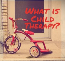 What is Child Therapy Agape Counseling St Louis