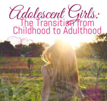 Adolescent Girls Transition to Adulthood
