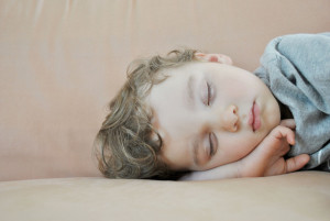 Parents Resolutions:  help your child get more sleep