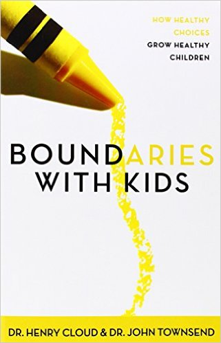 Boundaries with Kids Book Cover