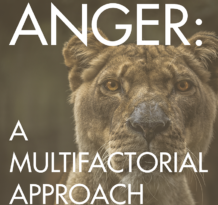 anger multifactorial approach