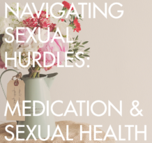 medication and sexual health