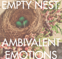 Empty Nest Title Square
