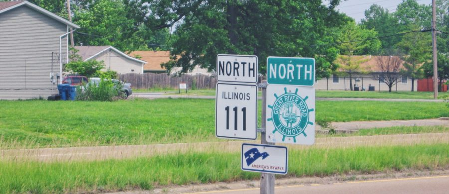 Located on Route IL-111