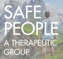 Safe People Therapeutic Group - Cloud & Townsend