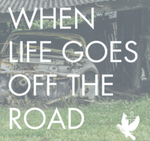 When Life Goes Off The Road