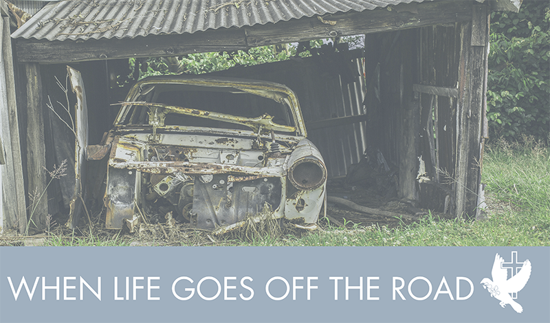 When Life Goes Off The Road - Byron Loy MA, LCPC